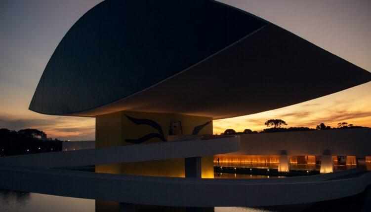 Imagem do Museu Oscar Niemeyer